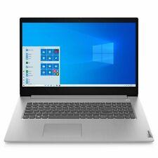 Lenovo IdeaPad 3 17 Zoll AMD 3050U Windows Laptop PC Grau 256GB SSD 4GB RAM