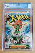 X-Men #101 CGC 9.4 Origin & 1st app of Phoenix! WHITE PAGES!