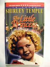 SHIRLEY TEMPLE The Little Princess Clamshell COLOR 6356 VHS Ovation Cesar Romero
