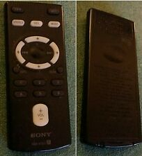 sony rm-x151 telecomando