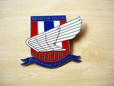 Emblem leg shield  HONDA C100 C102 CM91 C50 C65 C70 C90