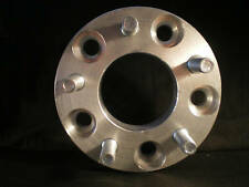 Holden Wheel Spacers 5 x 4.25PCD to 5 x 4.75 PCD 2 x Alloy Spacers   25mm Thick