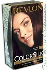 Treehousecollections: Revlon Colorsilk Dark Soft Brown #33 Hair Color