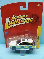 530 JOHNNY LIGHTNING / FORD FOCUS POLICE UK 1/64
