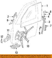 BMW OEM 95-99 M3 Front Door-Window Regulator 51331977580