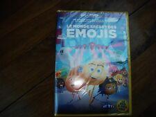 DVD LE MONDE SECRET DES EMOJIS NEUF ET EMBALLE