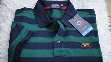 New Paul & Shark Three in One Kompact Technology Polo shirt size L Shark Fit WOW