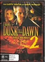 FROM DUSK TILL DAWN 2 - BO HOPKINS - NEW & SEALED REGION 4 DVD
