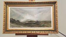 Don Hornberger Painting (1921-2006) Landscape New Jersey/Bucks County Artist