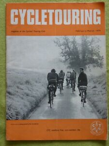 CYCLETOURING / FEB MARCH 1979 / A TALE OF TWO RIVERS