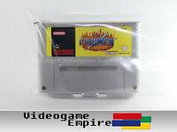 10x Game Bags Sleeves Modul Tüten für SNES Super Nintendo / Super Famicom Module