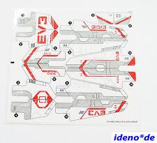 LEGO ATLANTIS Autocollant sticker Mindstorms EV3 ROBOT modèle TECHNIQUE 31313