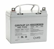 REPLACEMENT BATTERY FOR MK 8GU1 12V