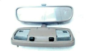 1994 to 1998 Toyota 4runner Rear View Mirror Tan Color ,