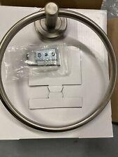 Gatco design Towel Ring, Satin Nickel .