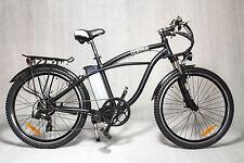 """MEGASALE IVEMA E-Bike Elektrofahrrad Mountainbike 26"""" Cruiser Pedelec MTB Neu!"""
