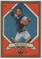 2019 Panini Diamond Kings DK 205 #15 Mike Piazza Dodgers