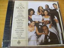 THE BEST MAN  O.S.T. CD SIGILLATO BEYONCE LAUREN HILL AND BOB MARLEY