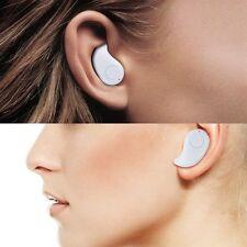 Universal Mini Wireless Bluetooth 4.0 Stereo In-Ear Headset Earphone For iPhone
