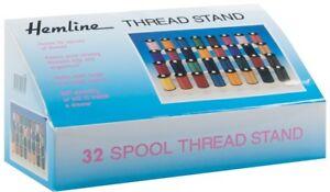 Hemline Spool Rack Storage for Sewing Threads (H4061)