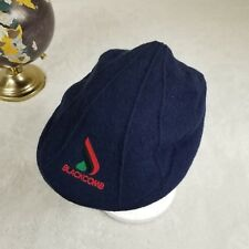 VTG 80's Lids Blackcomb Whistler Mountain Wool Jeff Cap Hat Ski Vancouver Medium