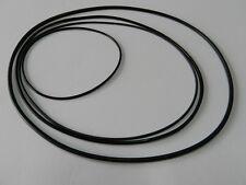 Set Cinghia GRUNDIG TK 120 DE LUXE rubber Drive Belt Kit