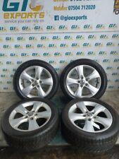Vauxhall Astra Sri Cdti S/s Hatchback 5 Door 2009-2011 Alloy Wheels - Set (J5)