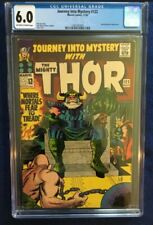 Journey Into Mystery #122 - CGC 6.0 - Off-White To White Pages - Thor