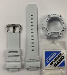 Casio  G-Shock  Original  Band  G-7900A-7  G-7900-7 White Strap  G7900 And Bezel