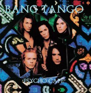 BANG TANGO Psycho Cafe 1989 CD GUNS N ROSES Faster Pussycat JAP OBI