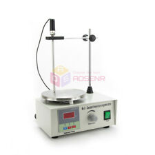 85 2 New Digital Lab 1l Magnetic Stirrer With Heating Plate Hotplate Mixer