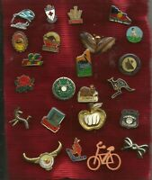 COLLECTION OF   PIN / BADGES CLOSING DOWN SALE  15