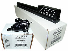 AEM High Volume Fuel Rail + Adj Pressure Regulator for 94-01 Acura Integra