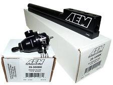 AEM High Volume Fuel Rail + Adj Pressure Regulator for 94-01 Acura Integra