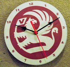 "VAUXHALL  7"" WALL CLOCK upcycled"
