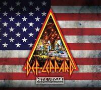 Def Leppard - Hits Vegas - Live At Planet Hollywood [New CD] Ltd Ed, Digipack Pa