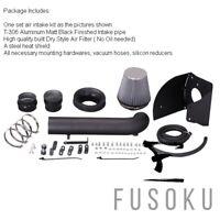 Cold Air Intake System Head Shield Kit For 12-17 Jeep Wrangler / 2018 JK 3.6L V6