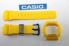CASIO G-Shock GW-M5630E-9 Original New 30th Limited Edition Yellow Bezel & Band
