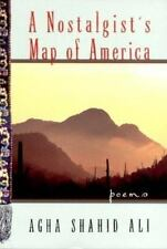 A Nostalgist's Map of America by Agha Shahid Ali FREE SHIPPING