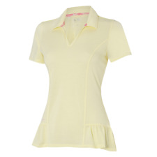 Adidas Para Mujer Tour Floral Peplum Golf Polo Top T shirts M Mediano