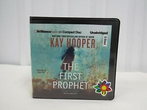 The First Prophet by Kay Hooper Unabridged CD Audiobook 9 Disc Set