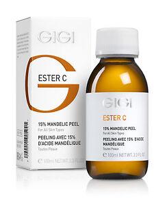 GIGI Ester C Mandelic Peel 15% 100ml 3.4fl.oz