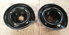 DATSUN 240Z 260Z 280Z REAR COIL SPRING TOP CAPS STRUT PARTS NICE OEM