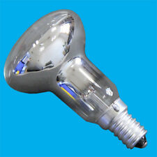 2x 25W R50 Dimmable Clear Reflector Spot Lights, Lava Lamp Bulbs, SES E14 Lamp