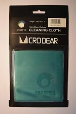 Microdear Microfiber Deluxe Cleaning Cloth Pro Optic for Glasses etc. PROCPMDCL