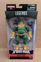 """Marvel Legends Spider-Man Doc Ock BAF Sp/Dr Wave 6"""" Action Figure - New"""