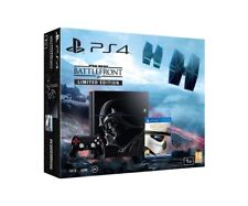 PS4 PLAYSTATION 4 1TB DARTH VADER LIMITED EDITION + STAR WARS BATTLEFRONT