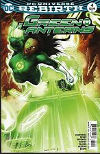 Green Lanterns No.4 / 2016 DC Universe Rebirth
