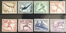 Germany Third Reich 1936 Summer Olympics, Berlin MNH/MLH/MNG