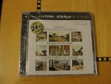 Respighi Pines of Rome ++ Gold Audiophile CD APO Living Stereo